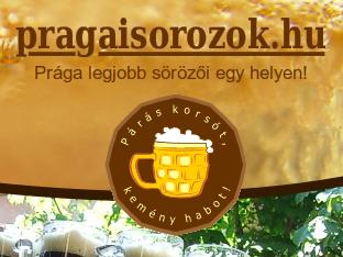 Tavaszi sörtúra - Prágai sörözők